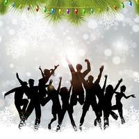 Sfondo festa di Natale