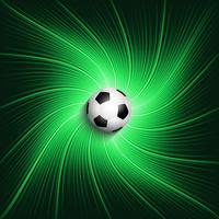 Calcio / calcio di sfondo vettore