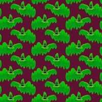 illustrazioni fantasma pattern style vettore