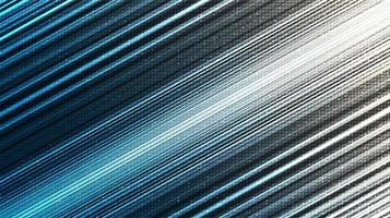 sfondo blu tecnologia velocità, design concept digitale e internet, illustrazione vettoriale. vettore