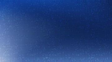 sfondo blu classico della tecnologia vettore