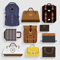 illustrazione vettoriale borse
