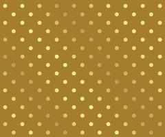 motivo a pois oro, sfondo colorato vacanza - sfondo astratto vettoriale