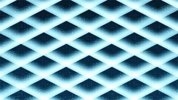 sfondo tecnologia leggera, design digitale e concetto di connessione, illustrazione vettoriale. vettore
