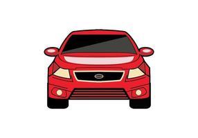 illustrazione di progettazione di auto sportive vettore