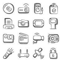 hardware e dispositivi intelligenti vettore