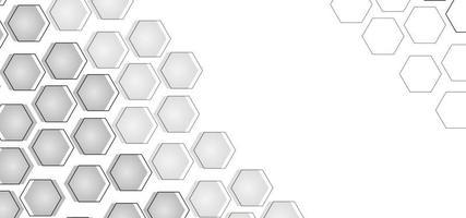 forme geometriche semplici bellissimo sfondo o banner vettore