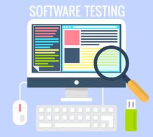 Test del software vettore