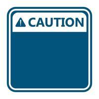 simbolo icona segno di attenzione, punto esclamativo, icona pericolosa di avvertimento su priorità bassa bianca vettore