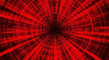 tecnologia rossa super veloce vettore