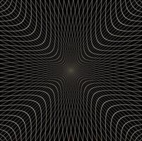 griglia di colore oro astratto motivo geometrico a strisce senza soluzione di continuità - illustrazione vettoriale