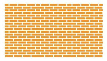 sfondo muro di mattoni vettore