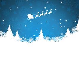 Sfondo di Natale vettore