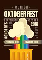 Volantino dell'Oktoberfest