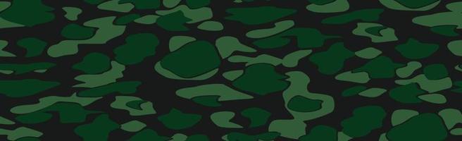 kaki panoramico militare o da caccia vettore