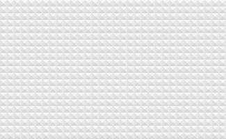 astratto sfondo bianco composto da triangoli e quadrati - vettore