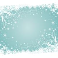 Sfondo decorativo invernale