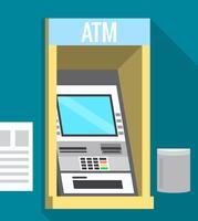ATM vettore