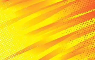 concetto di sfondo giallo vettore