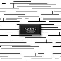 Illustrazione di pattern di linee geometriche moderne vettore