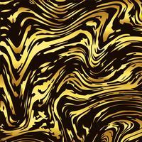 Disegno di struttura di marmo dorato lucido astratto vettore