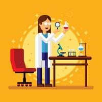 Scienziato femminile
