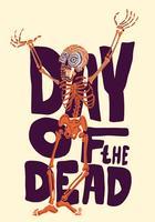 Giorno di The Dead Vector Design