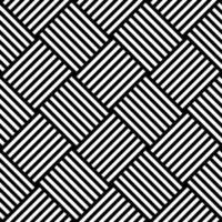 sfondo ipnotico bianco e nero vettore
