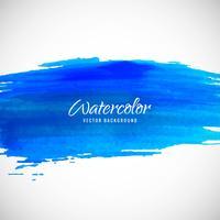Vettore colorato astratto del fondo del colpo dell'acquerello