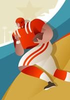Giocatore di football americano