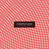 Linee astratte pattern di sfondo