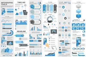 Elementi di infografica Modello di visualizzazione dei dati