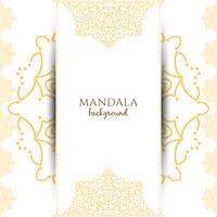 Priorità bassa di lusso astratta della mandala