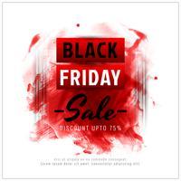 Sfondo astratto vendita venerdì nero vettore