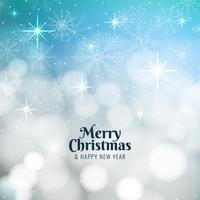 Astratto sfondo decorativo di buon Natale