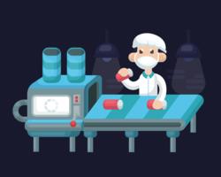 Operaio vettoriale