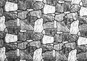 Priorità bassa di struttura del muro di mattoni vettore