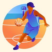 pallacanestro vettore