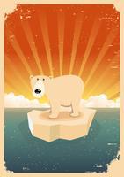 Riscaldamento globale vettore