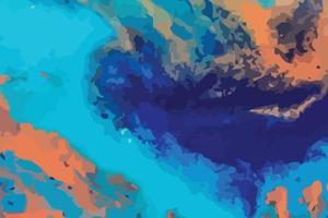 sfondo liquido astratto vettore