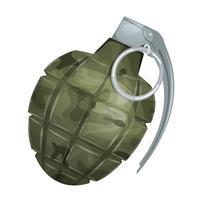 Granata militare vettore