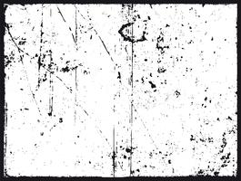 Grunge Texture In Black And White