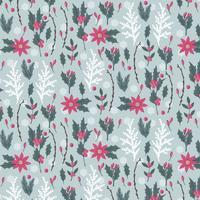 Vector Christmas Seamless Pattern