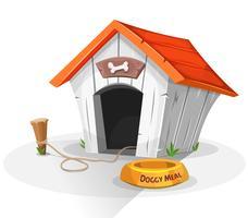 Casa del cane vettore