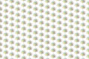 foglie tropicali senza cuciture. sfondo di foglia di banana contorno disegnato a mano. linea moderna arte, contorno estetico. illustrazione vettoriale, design in bianco e nero vettore