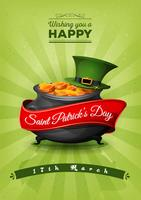 Cartolina di Happy St. Patrick's Day