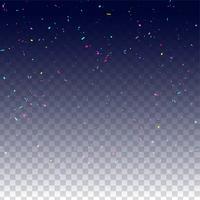 Astratto sfondo colorato coriandoli