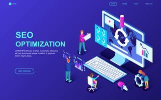 Banner Web di analisi SEO