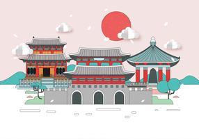 Vettore di Seoul