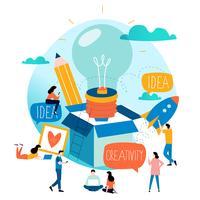 Idea, pensare fuori dagli schemi